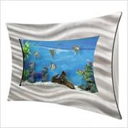 Декоративные настенные аквариумы